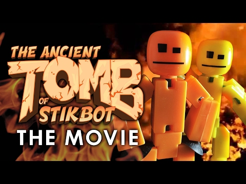The Ancient Tomb of Stikbot 🗿 | Full Movie