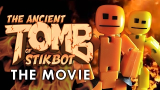 The Ancient Tomb of Stikbot 🗿 | Official Stikbot Movie