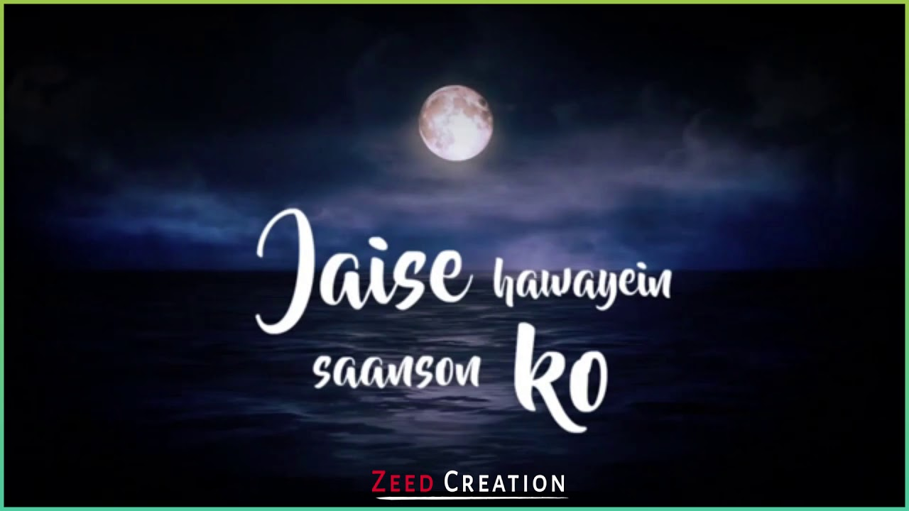 Phir Bhi Tumko Chaahunga whatsapp status | Zeed Creation