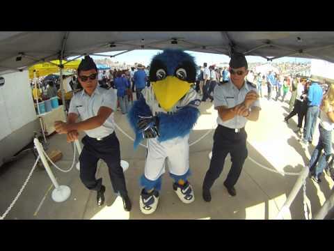 Gangnam Style: USAFA Spirit Video