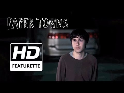 Paper Towns | 'Nat Wolff' | Official HD Featurette 2015
