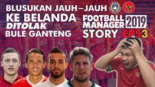 Timnas Indonesia Challenge Episode 3 : Blusukan Cari Pemain Naturalisasi di Liga Belanda