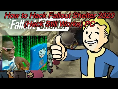 How To Hack Fallout Shelter 2020 (Hack Still Works) PC