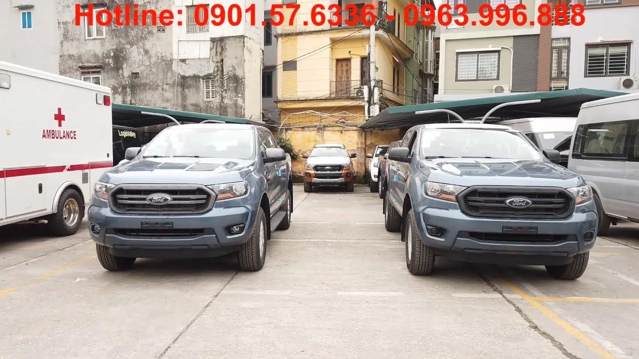 So Sánh Ford Ranger XLS 4x2 và Ford Ranger XL 4x4 - Xe Nào Đáng Tiền Hơn