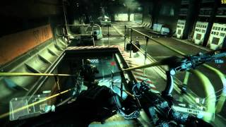 Crysis 3 PC Gameplay Max Settings MSA HIGH(8X)