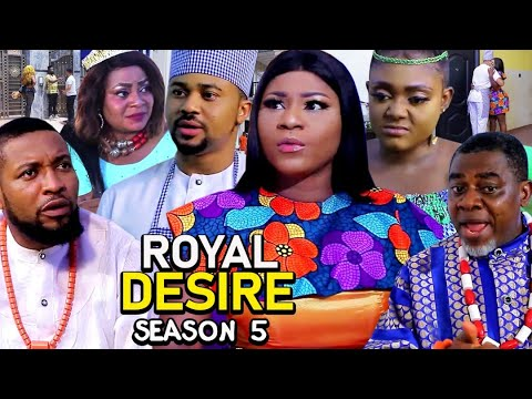 Download ROYAL DESIRE SEASON 5 (Trending New Movie HD)Destiny Etiko 2021 Latest Nigerian Nollywood  Movie