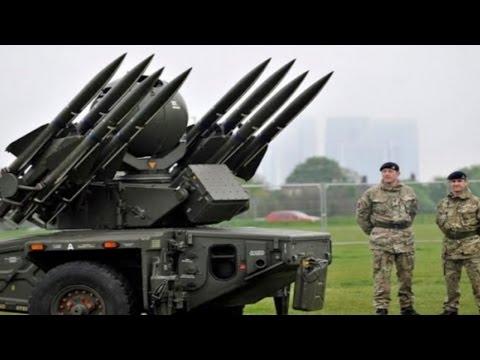TOP 5 DES ARMES LES PLUS DANGEREUSES JAMAIS CREES