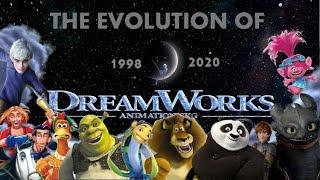 The Evolution Of Dreamworks Animation 1998 - 2020