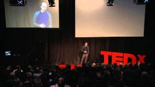 Breaking outside of your friends list | Alan Schaaf | TEDxWellington