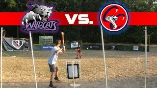 WILDCATS vs. COBRAS | MLW Wiffle Ball 2018