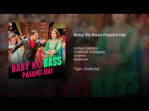 Baby Ko Bass Pasand Hai Mp3