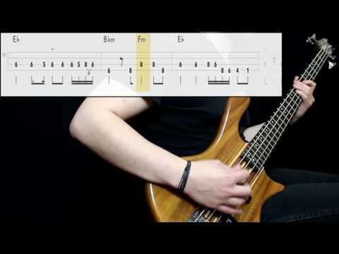Kaiser Chiefs - Ruby (Bass Cover) (Play Along Tabs In Video)