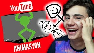 ANİMASYON VS YOUTUBE (Youtube a Meydan Okuma)