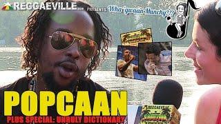 Popcaan @ Wha' Gwaan Munchy?!? #23 [July 2015]