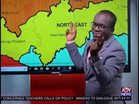 Siting Of Regional Capital - PM Express on JoyNews (12-2-19)