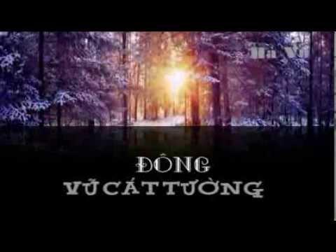 [karaoke + beat] Đông - Vũ Cát Tường