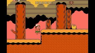 Adventure Island 2 - Adventure Island 2 Part 6 (NES) - User video