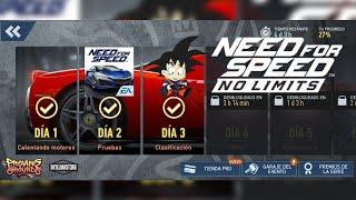 Need For Speed No Limits Android Ferrari Enzo (2002) Dia 3 Clasificacion