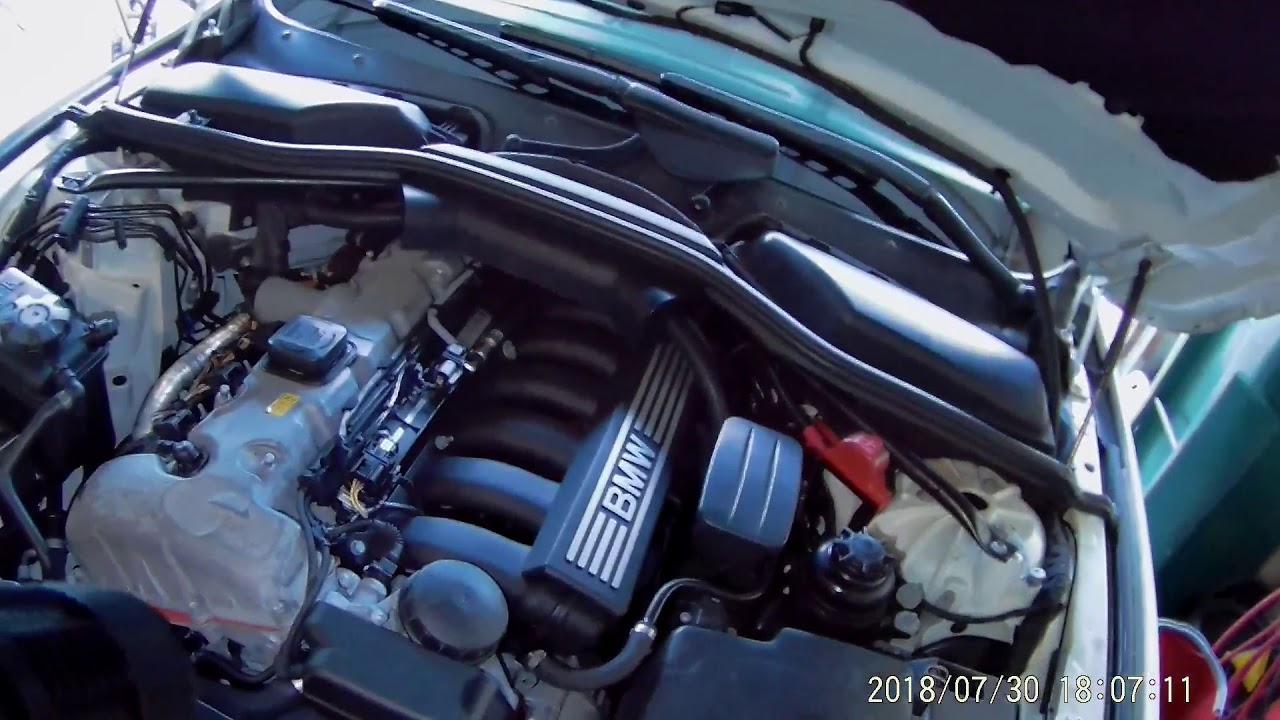 BMW e60 n52 530xi P2096 Lean Code Emissions Troubleshooting Solved