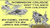 summary of robinson crusoes story by charles edward carryl