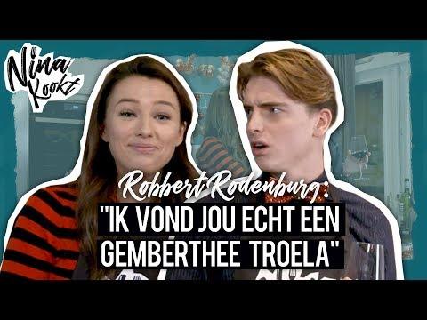 NINA WARINK & ROBBERT over VOOROORDELEN | Nina Kookt! - CONCENTRATE VELVET