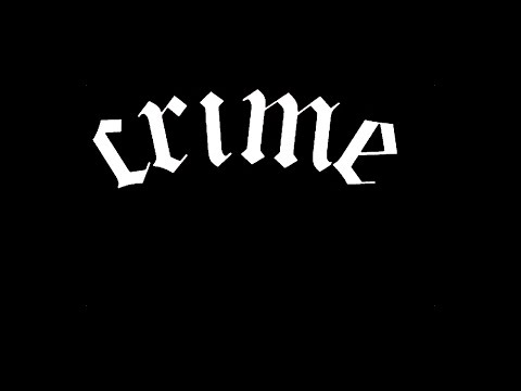 CRIME (Chl) - We shall destroy (2017)