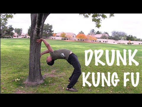 DRUNKEN STYLE KUNG FU - Lesson 4