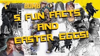 dirty bomb   5 things you didn t know about dirty bomb easter eggs fun facts and other trivia