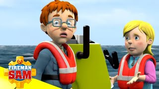 Little Cadets Lost at Sea! | Fireman Sam US | NEW EPISODE | Cartoons for Kids