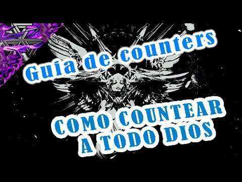 TODOS LOS COUNTER DE VAINGLORY