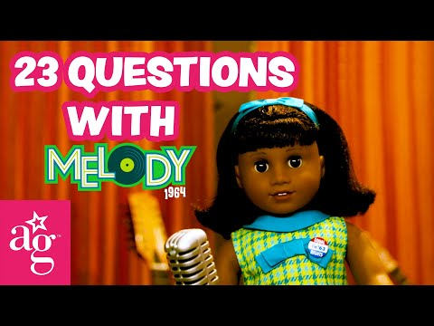23 Questions With Melody Ellison | American Girl