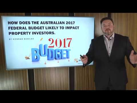 How Does The Australian 2017 Federal Budget Likely To Impact