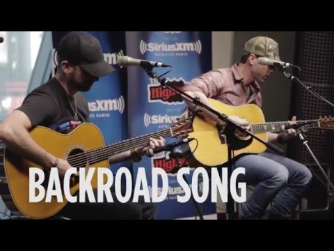 "Granger Smith ""Backroad Song"" Live @ SiriusXM // The Highway"