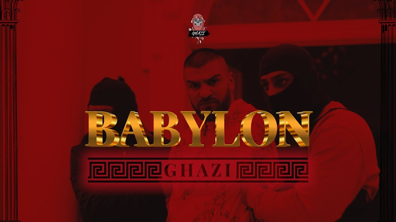 Download Ghazi - Babylon [official Video] prod. by Paradiso & Miksu