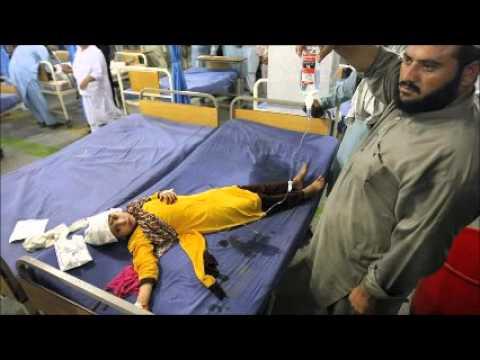Rescuers hunt for survivors of Afghan-Pakistan quake