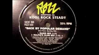 Kool Rock Steady - Back By Popular Demand (instrumental)