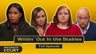 Wildin' Out in the Stables: Messy Divorce Leaves Paternity Unknown (Full Episode)   Paternity Court