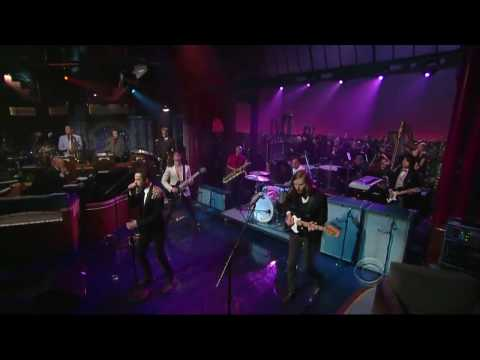 The Killers - A Dustland Fairytale (live On Letterman) HD (new)