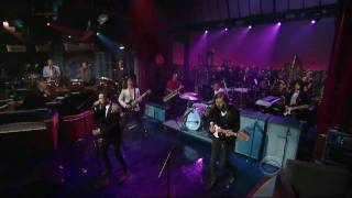 the killers a dustland fairytale live on letterman hd new