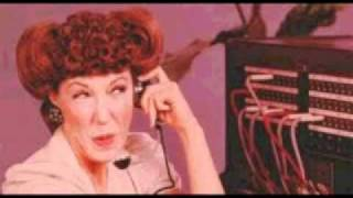 Lily Tomlin as Ernestine the Telephone Operator