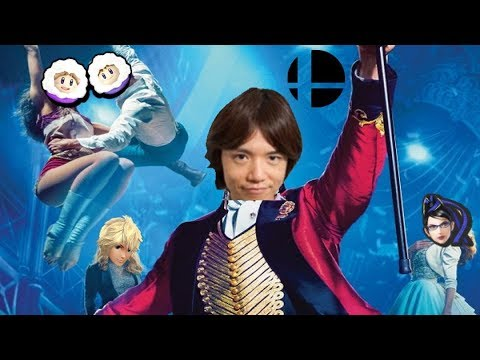 Super Smash Bros - The Greatest Show