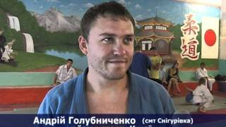 Дзюдо. смт Снигиревка 2011 год на призы Кличко