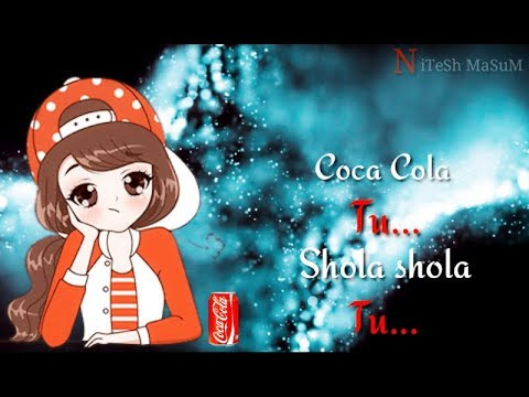 COCA COLA TU Song Whatsapp Status Video    Tony kakkar