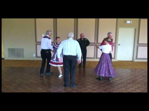 Video Square Dance Lessons - Plus Lesson #1