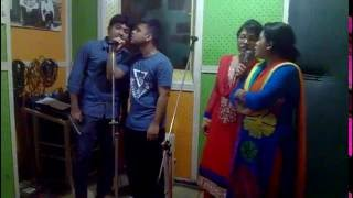 bhpi music club jamming practice session rag day 2016 13th batch