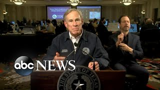 Texas governor announces investigations into energy failure during winter storm l GMA