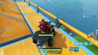 Fortnite creative mode – the obstacle/racing