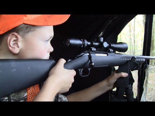 Youth Rifle Deer Hunting Pennsylvania 2017