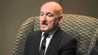 Sir Ben Kingsley talks about playing Itzhak Stern in Schindler