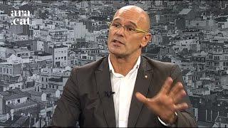 """Romeva: """"Ens hem reunit amb més gent de la que es pensa el ministre d'Exteriors"""""""